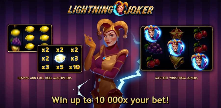 Lightning Link No Deposit Bonus