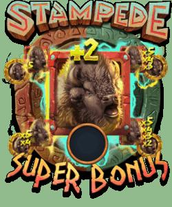 Buffalo Super Bonus