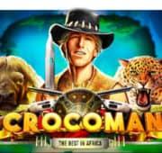 Crocoman Pokies