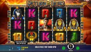Return of the Dead Pokies