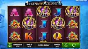Legend of Atlantis Pokies