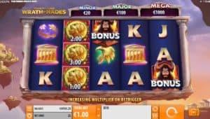 Wrath of Hades Slot Quickspin
