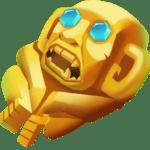 Gold Monkey Bonus Symbol
